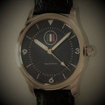 Egotempo PRELUDIO  (Black and flat dial)