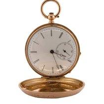 James Denis LOCLE 14K Y/G James Denis Locle Pocket Watch
