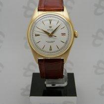 Rolex RARE Ovettone  Gold Vintage BUBBLEBACK Ref. 5030