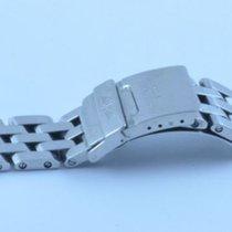 Breitling Pilotband 20mm Stahl/stahl Pilot Bracelet Astromat Rar