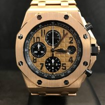Audemars Piguet Offshore Chronograph All Rose - 42mm - 20166