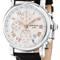 Montblanc Star 36967 GMT Chronograph Automatic Men's...
