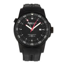 More Watch Brands Momo Design Black Titanium GMT MD095-BKDIVRB-01