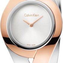 ck Calvin Klein SENSUAL K8E2M1Z6 Damenarmbanduhr Spangenuhr