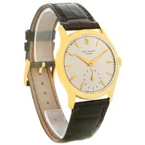 Patek Philippe Calatrava Vintage 18k Yellow Gold Watch 2448...