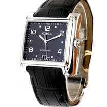 Ebel 9120I43/15535136 1911 La Carree - Steel on Strap with...