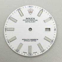 Rolex Zifferblatt Datjejust 2 Date Just II 116300 weiss white