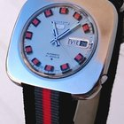 Seiko 5 Automatic 6119-7400 21J Day/Date 41mm TV Case Men'...