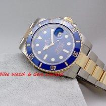 勞力士 (Rolex) Rolex 116613LB Submariner Steel & Gold Ceramic...
