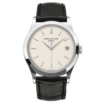Patek Philippe Calatrava 5296G-010 White Gold Watch