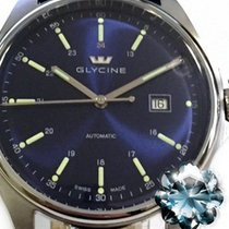 Glycine Combat  6 Classic  Ref. 3890-181-LBK8B
