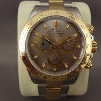 Rolex Daytona steel/gold 116523