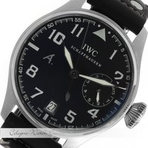 IWC Big Pilot Antoine de Saint Exupéry Stahl IW500422