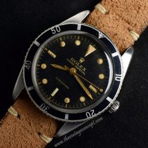 Rolex 6204 Submariner Gilt Dial