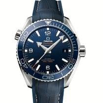 Omega Seamaster Planet Ocean Co-Axial Master Chronometer