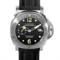 Panerai Luminor Submersible Acciaio 44mm PAM00024