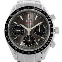 Omega Speedmaster Day Date Mens Watch 323.30.40.40.06.001 Box...