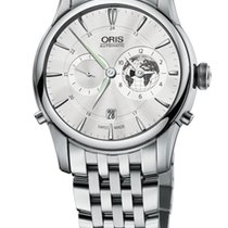 Oris Artelier Greenwich Mean Time Limited Edition Steel