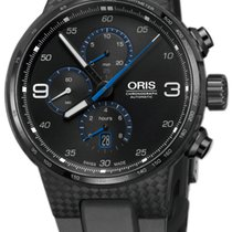 Oris Williams F1 Team Chronograph Date 44mm 01 674 7725...