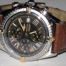 Breitling Chronomat Crosswind 18K Gold