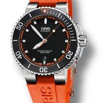 Oris Men's 733 7653 4128-07 4 26 32EB Aquis Date Watch
