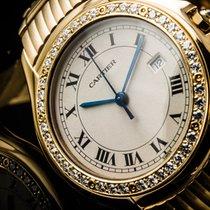 Καρτιέρ (Cartier) Couga Diamonds Ref 887905