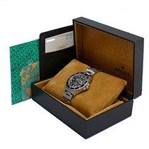 Rolex SUBMARINER 16610 LN Steel B&P