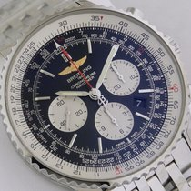Breitling Navitimer 01 Chrono 46mm ab012721/bd09 Black Dial NEW