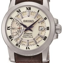 Seiko Premier Kinetic Direct Drive Herrenuhr SRG013P1