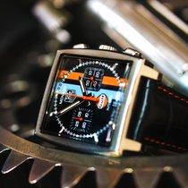 TAG Heuer Monaco Gulf CW211A