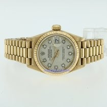 Rolex Lady-Datejust 26 mm oro 18kt gold ref. 6917