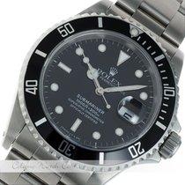 Rolex Submariner Date Stahl 168000