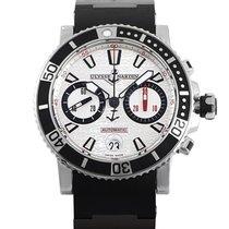 Ulysse Nardin Maxi Marine Diver Chronograph 42.7mm 8003-102-3/916
