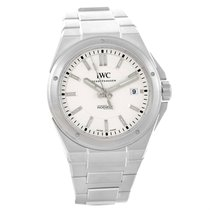 IWC Ingenieur Automatic Silver Dial Mens Watch Iw323904 Box...