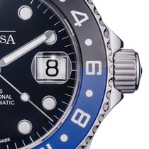 Davosa Swiss Ternos Professional TT GMT 16157145 Automatic...