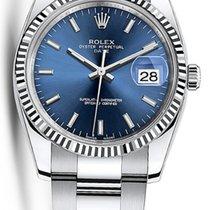Rolex Oyster Perpetual Date Unisex Watch M115234-0004