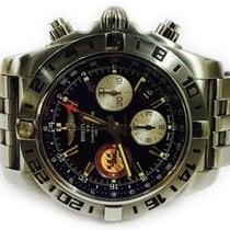 브라이틀링 (Breitling) Chronomat 44 GMT Patrouille Suisse Limited