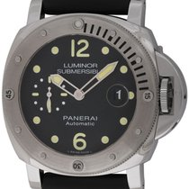 Panerai : Luminor Submersible :  PAM 1024 :  Stainless Steel...