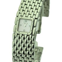 Cartier 2420 Panthere Ruban in Steel - on Steel Bracelet with...