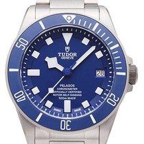 튜더 (Tudor) Tudor Pelagos Titan Blue Automatik Date 42 mm Ref....