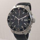 TAG Heuer Aquaracer 500M chronograph