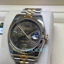 Rolex DATEJUST Bronze Floral 116233