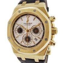 愛彼 (Audemars Piguet) 18K Gold Royal Oak Chronograph, Automatic...