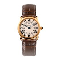 Cartier Ronde Quartz Ladies Watch Ref W6800151