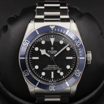 Tudor Heritage - Black Bay - IN-HOUSE Movmt -BLUE Bezel -...