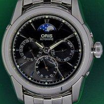 Oris Artelier Complication Automatic 40mm GMT Moonphase Chrono
