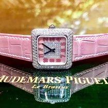 Audemars Piguet Pave Pink Dial Ladies