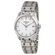 Tissot Ladies T0352101101600 T-Classic Couturier Silver Dial