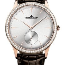 Jaeger-LeCoultre MASTER ULTRA THIN SMALL SECOND Pink Gold