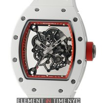 Richard Mille Bubba Watson White Asia Edition LTD ED